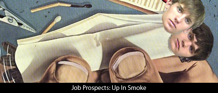 job prospects up in smoke wp
