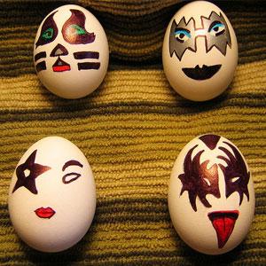 KISS Eggs