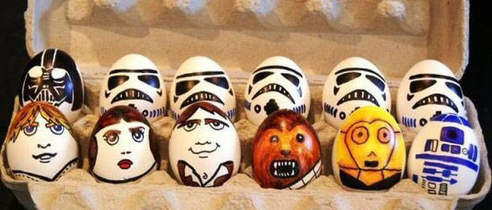 Star Wars Eggs
