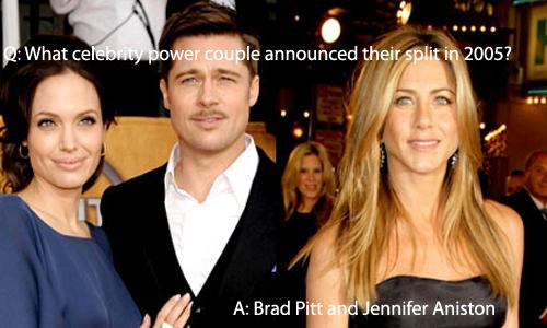 celebrity trivia