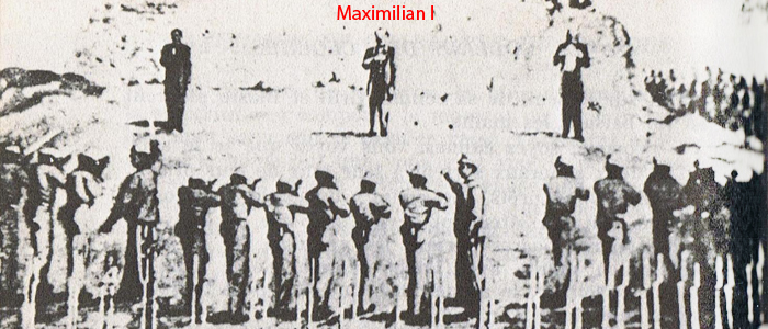 execution of maximilian i wp