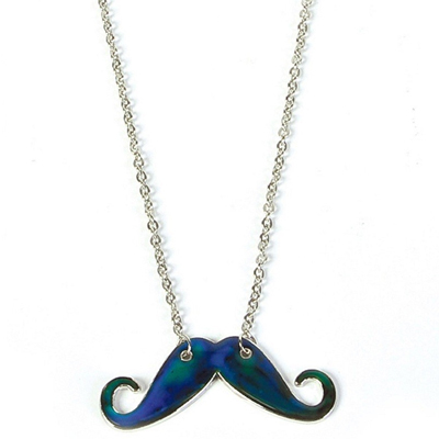 mustache mood necklace wp