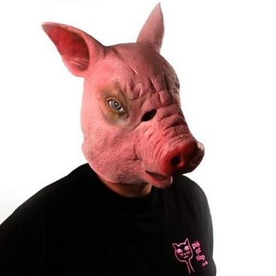 pig mask wp