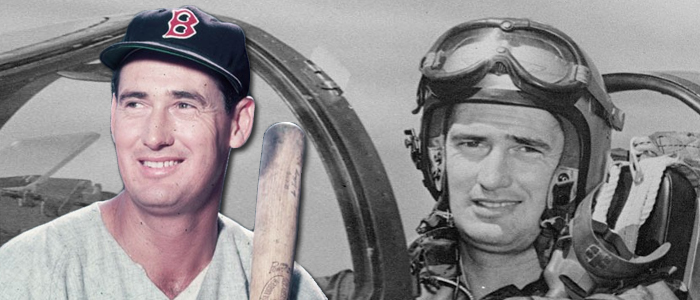 ted williams wp