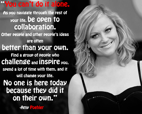 amy poehler quotation
