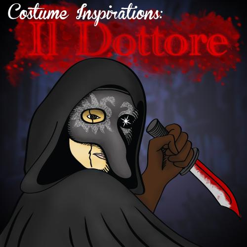 costume inspirations - il dottore