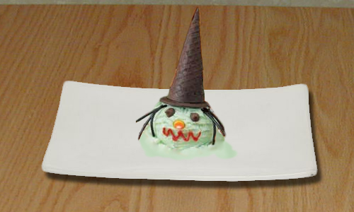 witch ice cream