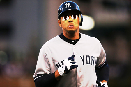 Is A-Rod headed for Japan?
