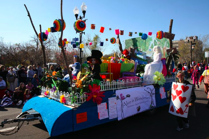 halloween parade floats make your own  privateislandparty blog