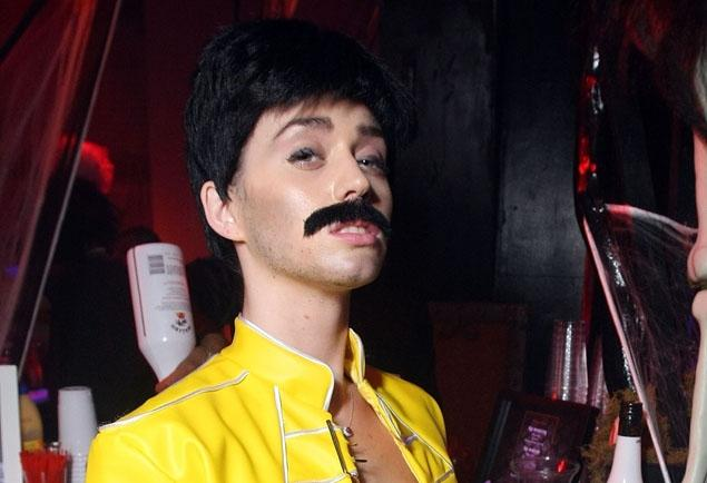 top ten celebrity halloween costumes