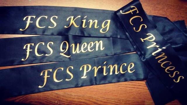 Homecoming is a traditional event of welcoming students back to school to show Pride! Many a student body have been using a Homecoming Sash as a way to represent the best the school has to offer! We have had hundreds of student body reps design their elected King, Queen, Duke and Duchess with Homecoming Court Sashes.